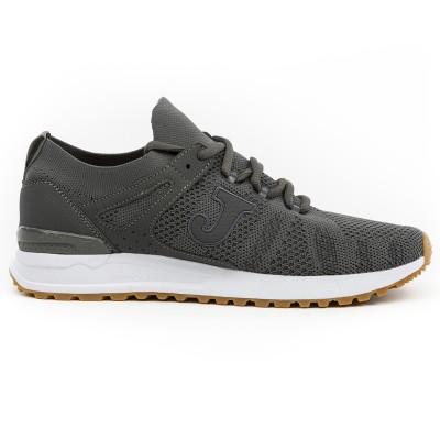 Pantofi sport gri pentru bărbați JOMA C.1000 MEN 912 C.1000W-912
