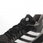 Pantofi sport negri pentru bărbați Adidas HARDEN STEPBACK EF9893