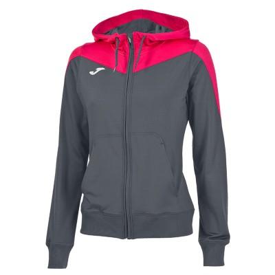 Jachetă gri pentru femei JOMA SPIKE  900237.155