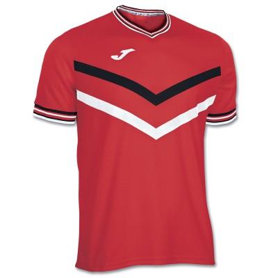 Tricou roșu-alb pentru bărbați JOMA TERRA 100065.600