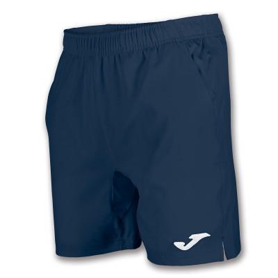 Pantaloni scurți bleumarin închis pentru bărbați JOMA BERMUDA MASTER 100186.331