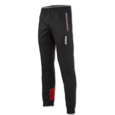 Pantaloni lungi negri pentru copii JOMA ELITE V 100399.106