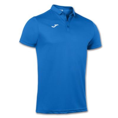 Tricou albastru pentru bărbați JOMA POLO HOBBY 100437.700