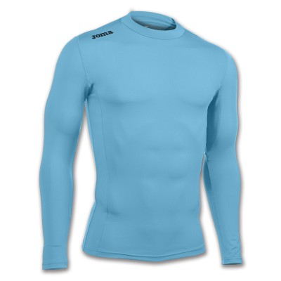 Joma T-SHIRT  100449.010 SEAMLESS UNDER TURQOISE FLUOR