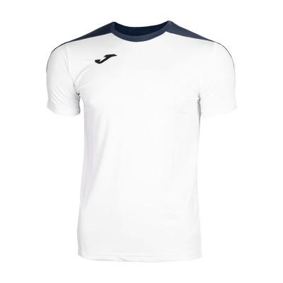 Tricou alb-bleumarin pentru copii JOMA SPIKE 100474.203