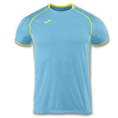 Tricou albastru-alb pentru femei JOMA OLIMPIA 100736.100