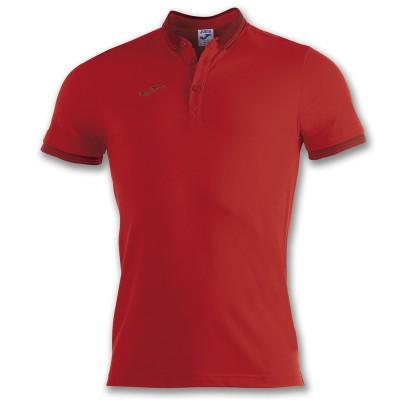 Tricou roșu pentru bărbați JOMA POLO BALI II 100748.600