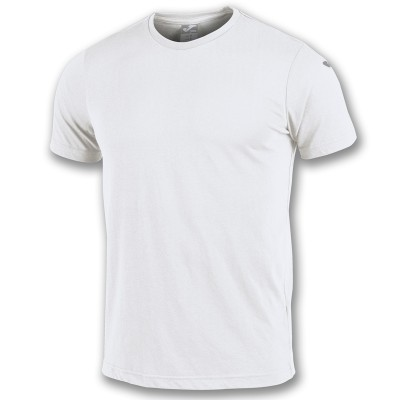 Tricou alb pentru bărbați JOMA NIMES 100913.200