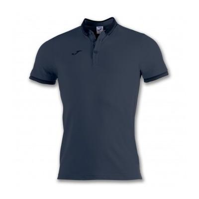 Tricou bleumarin pentru bărbați JOMA POLO ESSENTIAL 101062.331