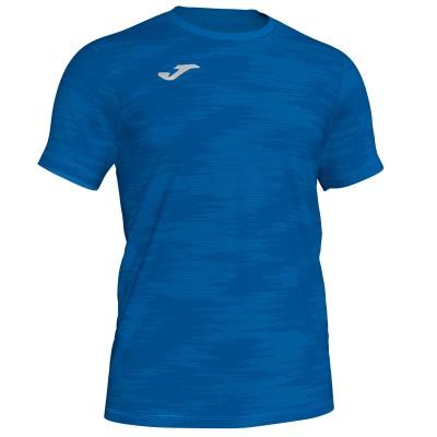 Tricou albastru pentru bărbați JOMA GRAFITY 101328.703