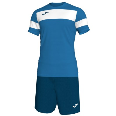 Set pentru fotbal Joma ACADEMY II albastru-alb-bleumarin