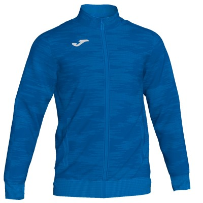 Jachetă albastră pentru bărbați JOMA GRAFITY JACKET 101369.703