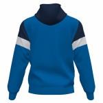 Hanorac bleumarin-albastru pentru bărbați JOMA HOODIE CREW IV 101537.703