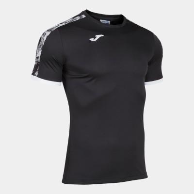 Tricou negru Joma CHAMPIONSHIP STREET pentru sport