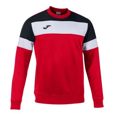Bluză cu mânecă lungă Joma CREW IV 101575.601 roșu-alb-negru