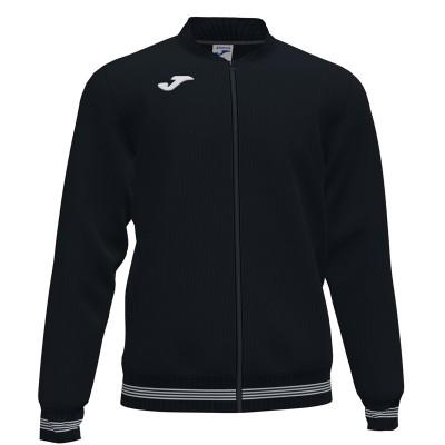 Jachetă neagră pentru bărbați JOMA CAMPUS III 101591.100