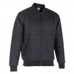 Jachetă neagră Joma OXFORD pentru primăvară-toamnă