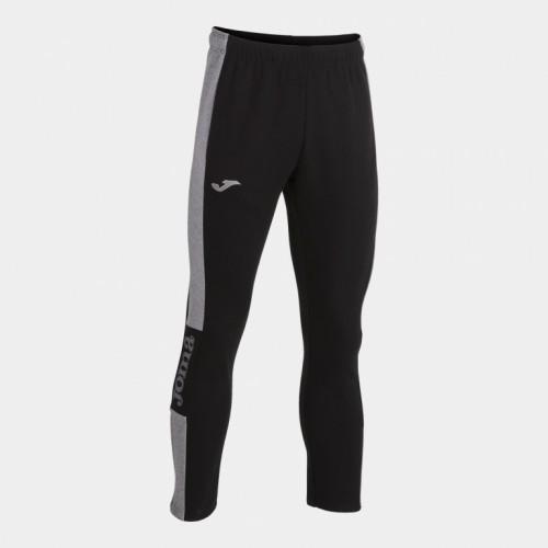 Pantaloni Joma STREET din bumbac negru-gri