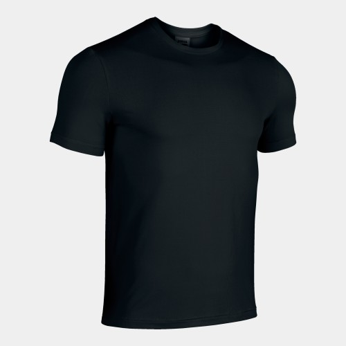 Tricou negru Joma INDOOR GYM pentru sport