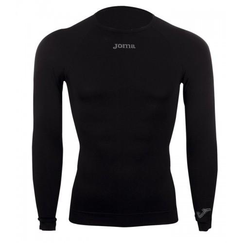 Tricou negru pentru bărbați JOMA BRAMA 3480.55.101 CLASSI