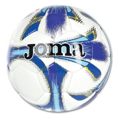 Minge fotbal alb-albastră JOMA DALI SOCCER BALL 400083.312.5