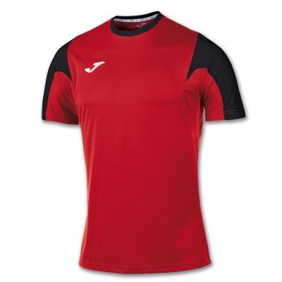 Tricou roșu-negru pentru bărbați JOMA ESTADIO 100146.601