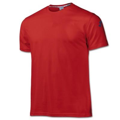 Tricou roșu pentru copii JOMA COTTON 100341.600