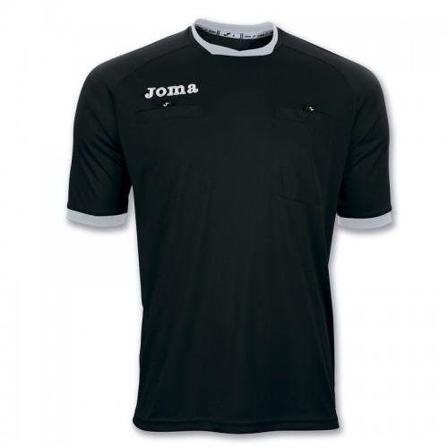 Tricou negru arbitru JOMA REFEREE