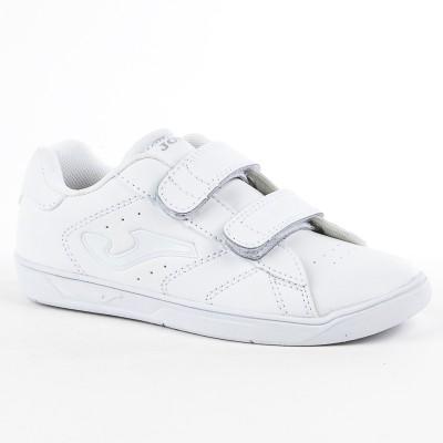 Pantofi sport albi pentru copii JOMA W.GINKANA JR 702 W.GINW-702