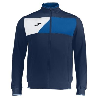 Jachetă albastră pentru bărbați JOMA CREW II 100614.307 MICRO