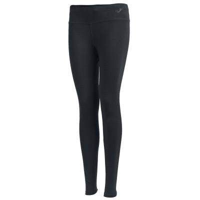 Pantaloni lungi negri pentru femei JOMA PANTS  LATINO II  900607.100