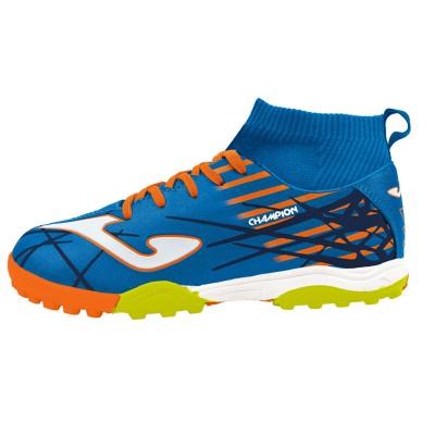 Pantofi sport albaștri pentru copii JOMA CHAMPION JR 604 CCHJW.804.TF