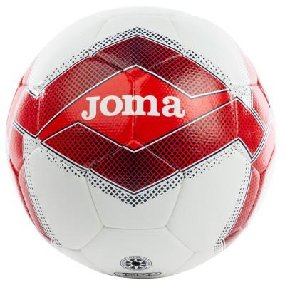 Joma PLATINUM SOCCER BALL 400456.206.5 RED.WHITE
