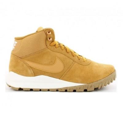 Pantofi sport maro pentru bărbați Nike MEN'S NIKE HOODLAND SUEDE 654888-727