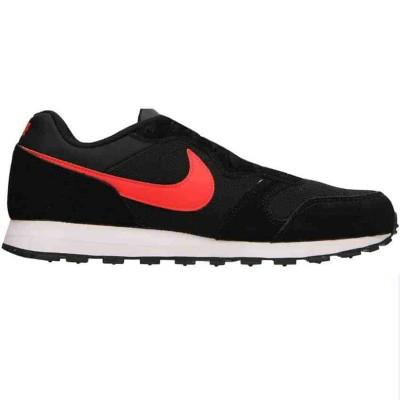 Pantofi sport negri pentru bărbați NIKE MD RUNNER 2 749794-008