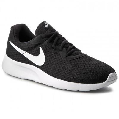 Pantofi sport negri pentru bărbați NIKE TANJUN 812654-011