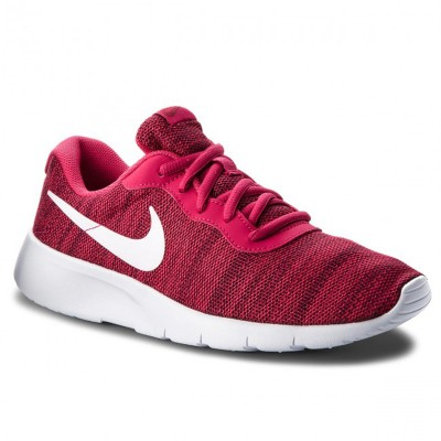 Pantofi sport roșii NIKE TANJUN (GS) 818384-603 (RUSH PINK)