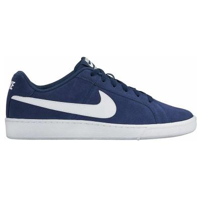 Pantofi sport bleumarin pentru bărbați NIKE COURT ROYALE SUEDE 819802-410