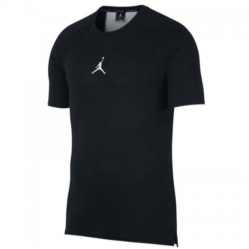 Tricou negru pentru bărbați NIKE M J23ALPHA S/S TOP 889713-013