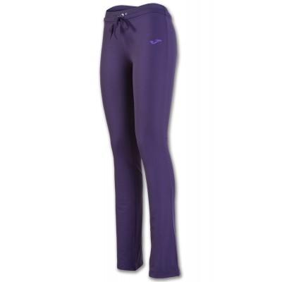 Pantaloni lungi mov pentru femei JOMA TIGHT 900214.550 RUNNING