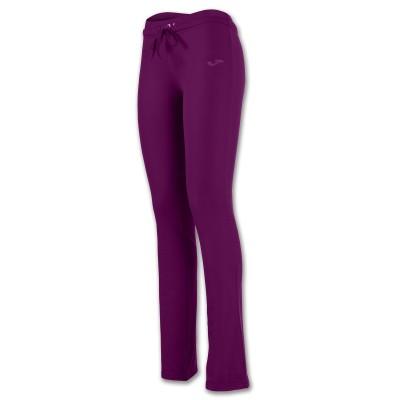 Pantaloni lungi vișinii pentru femei JOMA TIGHT 900214.650