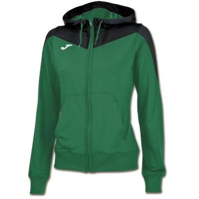 Hanorac verde-negru pentru femei JOMA SPIKE 900237.451