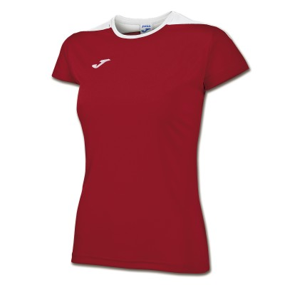 Tricou Joma Spike roșu-alb
