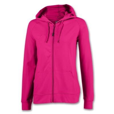 Jachetă roz pentru femei JOMA CORINTO HOODIE 901134.500