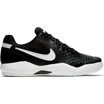 Pantofi sport negri pentru bărbați NIKE AIR ZOOM RESISTANCE 918194-010