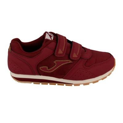 Pantofi sport vișinii pentru copii JOMA TORNADO JR 920JS.TORNW-920