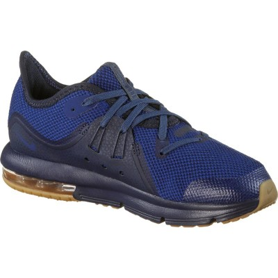 Pantofi sport albaștri Nike AIR MAX SEQUENT 3 (GS) 922884-402