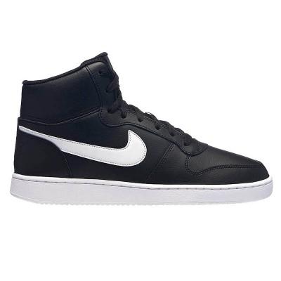 Pantofi sport negri pentru bărbați NIKE EBERNON MID AQ1773-002