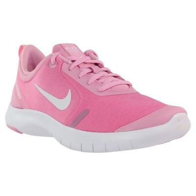 Pantofi sport roz pentru femei NIKE FLEX EXPERIENCE RN 8 (GS) AQ2248-600