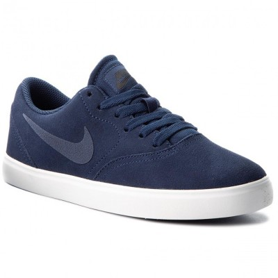 Pantofi sport bleumarin NIKE SB CHECK SUEDE AR013